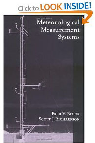 Meteorological Measurement systems book cover