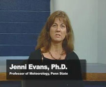 Jenni Evans interview photo