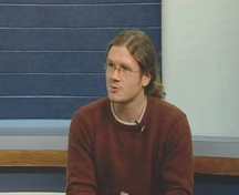 Jerry Harrington interview photo