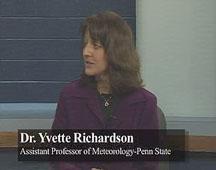 Yvette Richardson Interview Photo