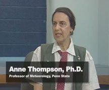 Anne Thompson interview photo