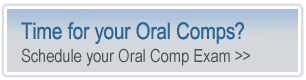 oral comps button