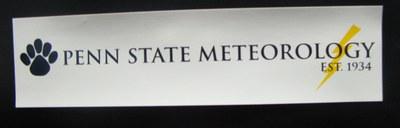 METEO Sticker