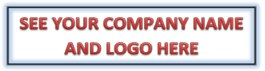 See your company logo here