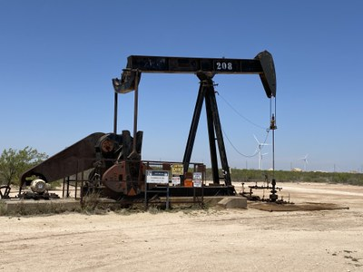 Marcellus drilling rig