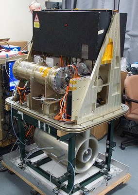 Air chemistry monitoring instrument used in AFRC Missing April 2016