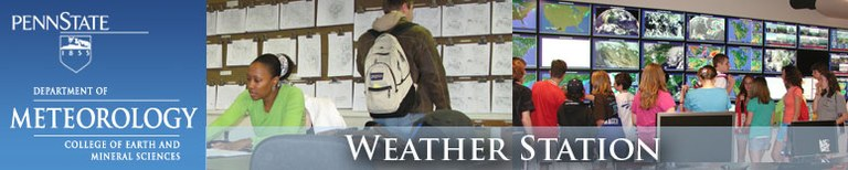 Weather Station Banner