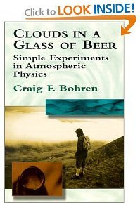 Clouds in a Glass of Beer book cover