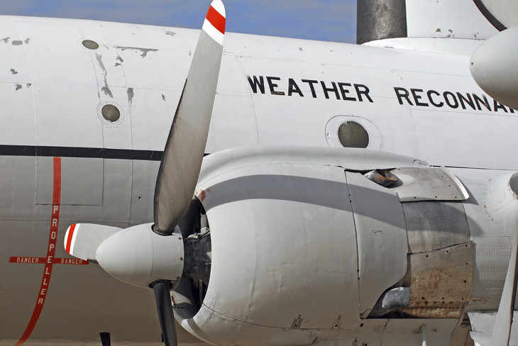 Hurricane Hunters weather reconnaissance