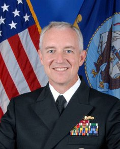 Rear Admiral David Titley