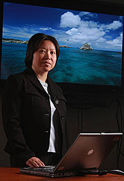 Dr Ruby Leung  Pacific Northwest National Laboratory
