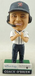 Bill O'Brian Bobble Head