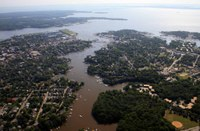 Climate change may drastically alter Chesapeake Bay, scientists say