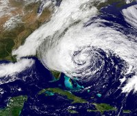 Real-time forecast of Hurricane Sandy had track and intensity accuracy