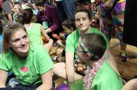 THON dancers and chairs featured on ABC World News