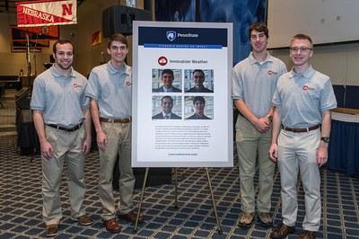 InnovationWeatherGroup Nathan Lis, Steve Hallett, Seth Cohen, Andy Moffitt