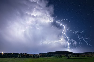 2017 thunderstorm in Bavaria, Brune