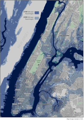 Sea Level Rise NYC