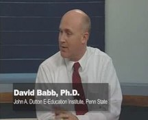 David Babb interview photo